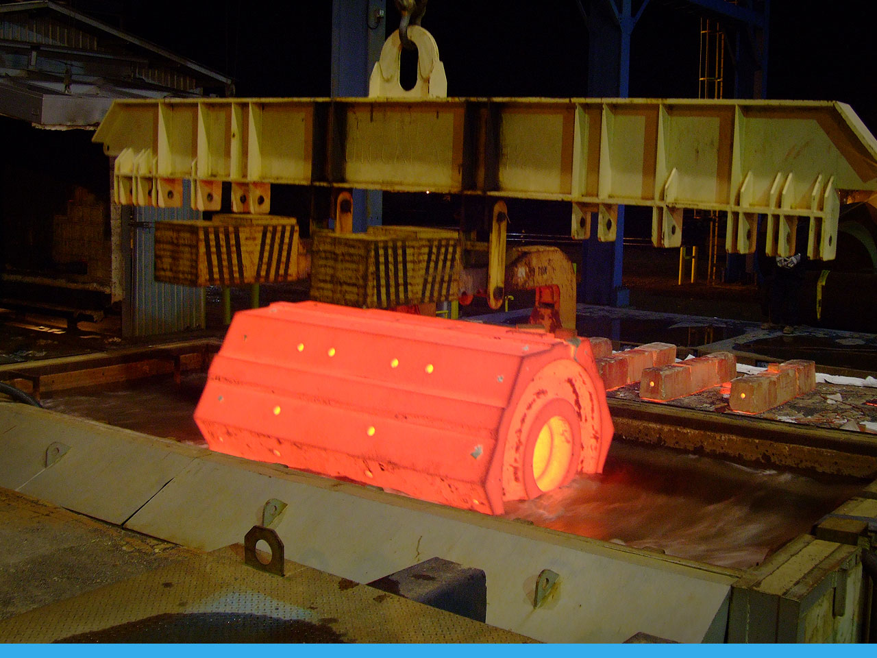 Aberfoyle Metal Treaters Heat Treating